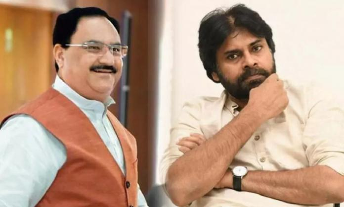 JP Nadda and Pawan Kalyan to campaign in Naidupet on Monday