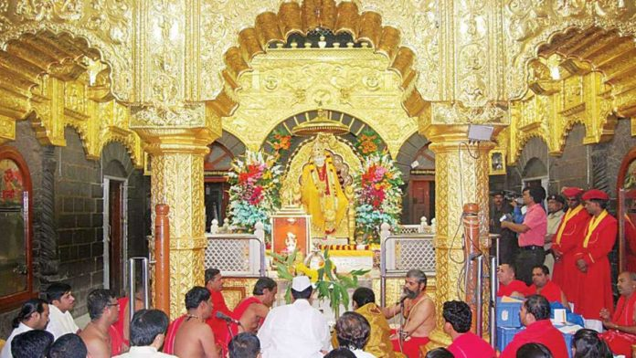 Shiridi Saibaba temple will remain closed from today in the wake of corona !!