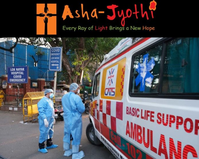 Help Covid-19 Crisis In India