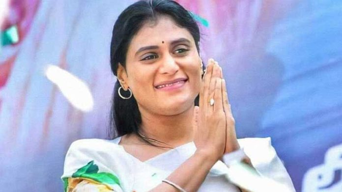 YS Sharmila will announce her party on April 9 in Khammam