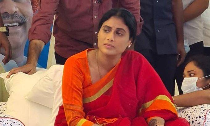 YS Sharmila.