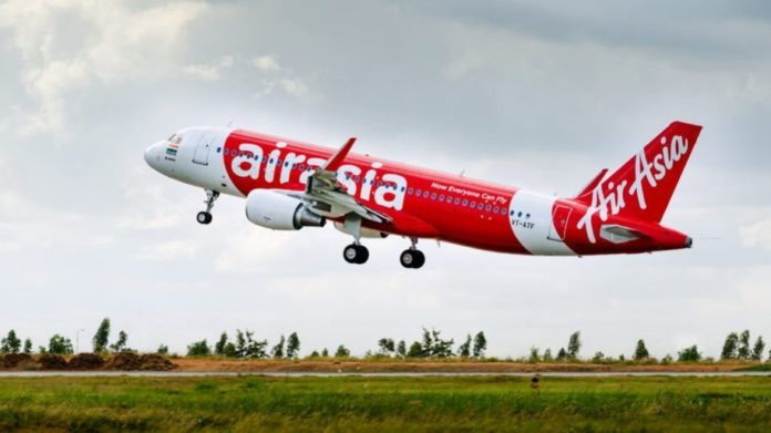 Drunk Passenger Strips Naked & Misbehaves With Crew On Airasia Flight