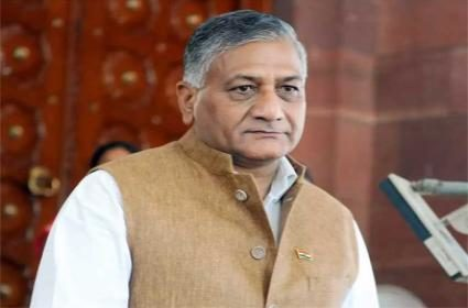 Allot a bed to my brother: Union minister VK Singh tweeted