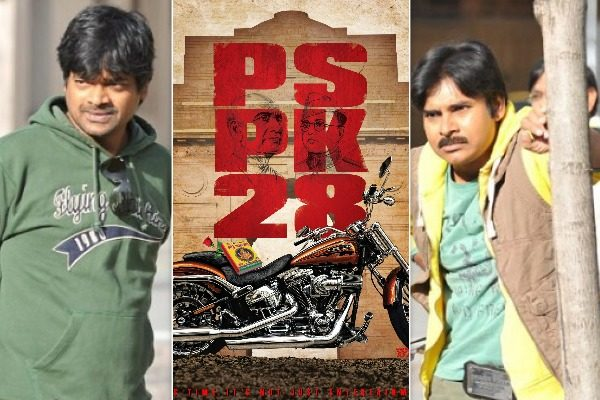 Pawan Kalyan As Sanchari, Principal Photography Wrapped Up