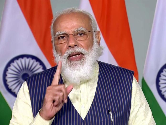 Narendra Modi's aunt died due to Covid-19