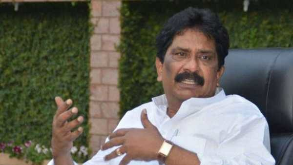 TDP leader Sabbam Hari's health is in a critical condition