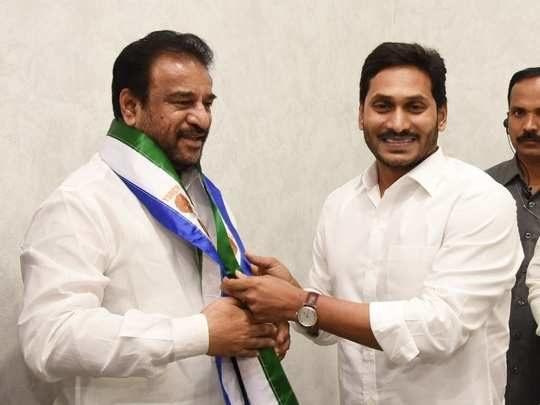 CM Jagan assured an MLC seat to Rama Subbareddy, says Sajjala