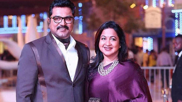 Radhika & Sarathkumar Gets One-year Jail Term With Rs 5 Cr Penalty