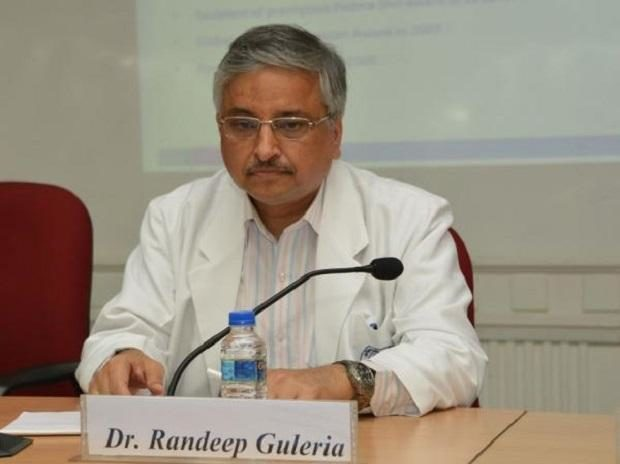 Go for an X-ray first, rather than a CT scan: AIIMS DIrector