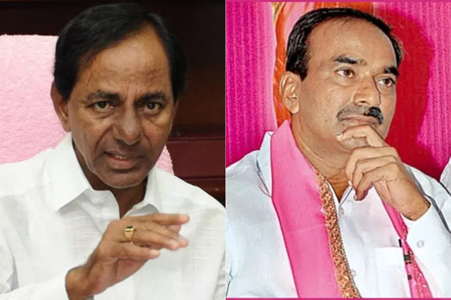 KCR has set up another inquiry committee on Etela Rajender