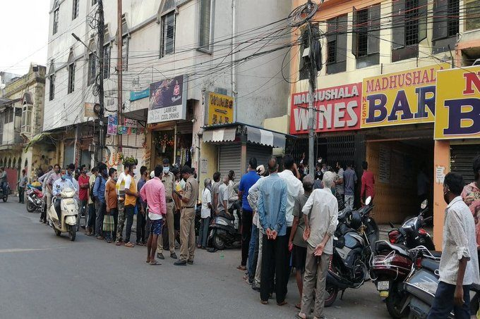 Hyderabad's Spirits Go High Ahead Of Lockdown