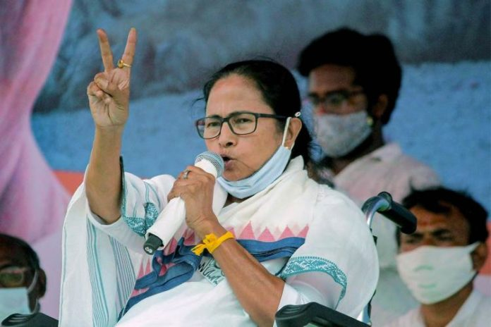 Mamata Banerjee expresses suspicion over counting of votes in Nandigram