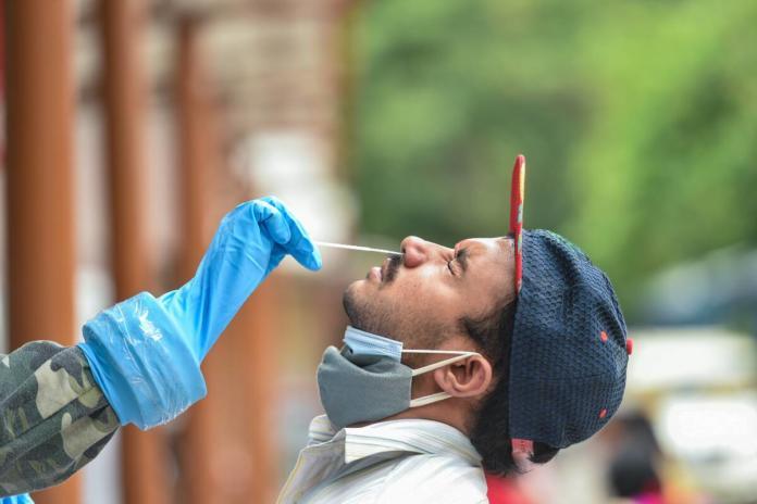 Icmr Endorses Cheap 'saline Gargle Rt-pcr Method' For Covid Self Testing