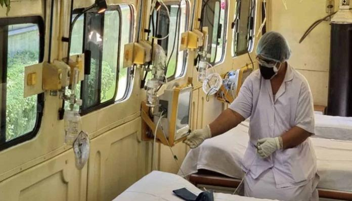 Rtc Buses Converted Into Facilities In Ap