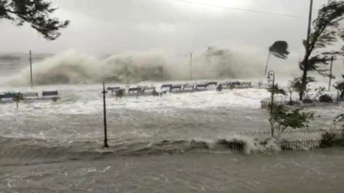 Cyclone Yaas caused massive destruction in Odisha and West Bengal