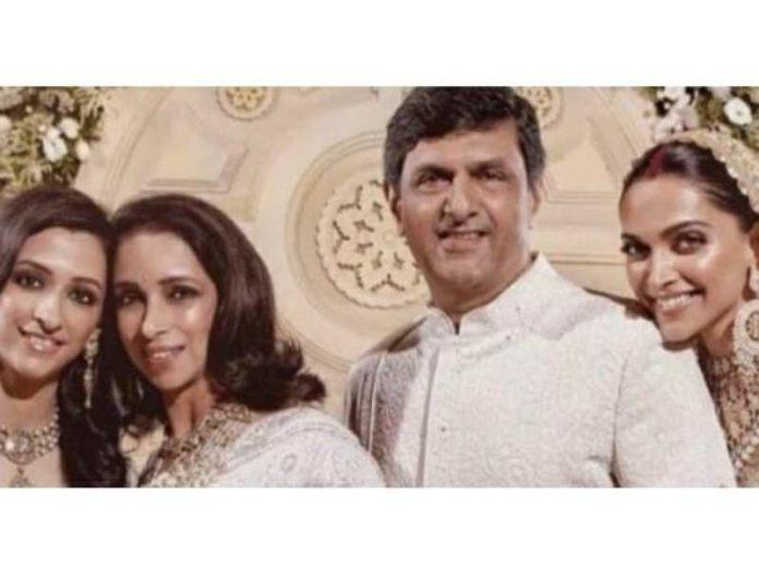 Deepika Padukone's Father Hospitalised Due To Covid-19