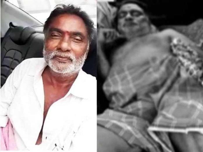 Retired Headmaster, Who Took Anandayya's Medicine, Passes Away