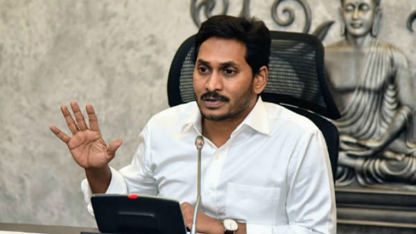YS Jagan released funds for farmers under Rythu Bharosa scheme