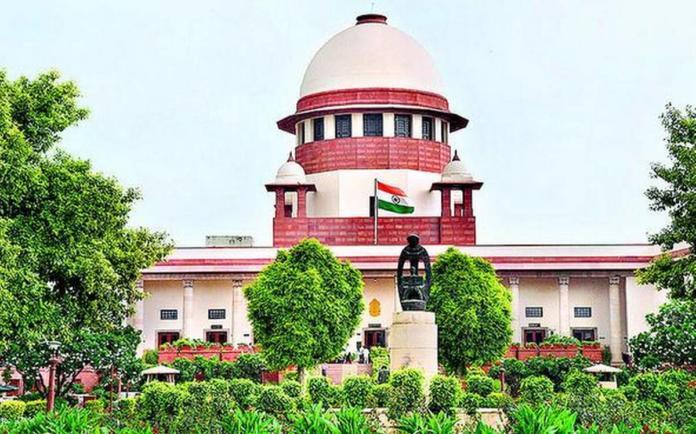 AP govt filed an affidavit in Supreme court challenging Raghurama's SLP