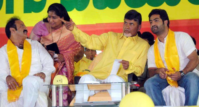 Kuppam TDP demands Chandrababu to bring back Jr. NTR!!
