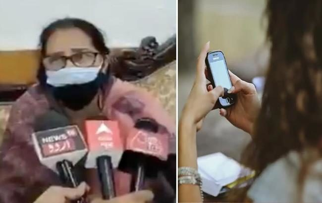 Giving girls phones is leading to rapes: UP Women's Commission member