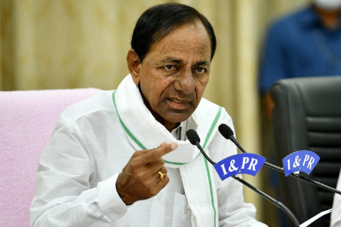 CM KCR is planning for early by-polls in Huzurabad??