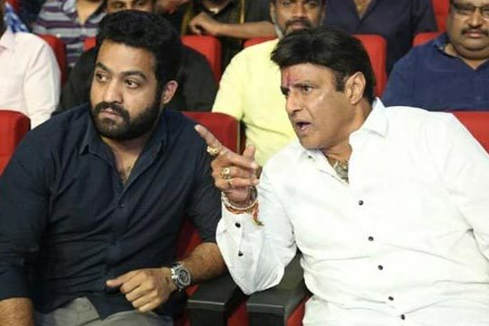 Balakrishna speaks about Junior NTR's political entry