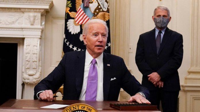 Joe Biden expressed concern over the Delta corona variant in the US