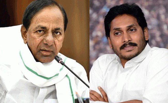 CM KCR incensed over CM Jagan in the Cabinet meeting