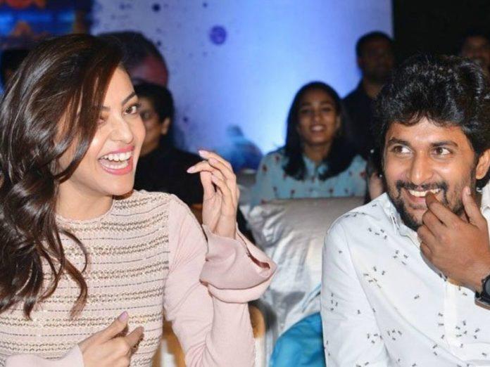 Kajal Aggarwal To Collaborate With Nani