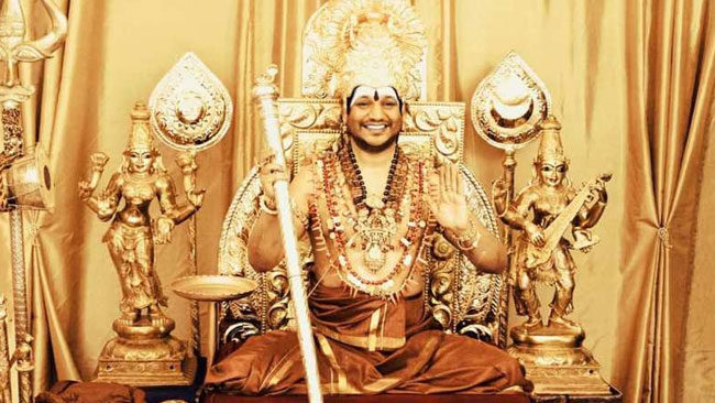 Nithyananda Reveals When Covid-19 Will Leave India