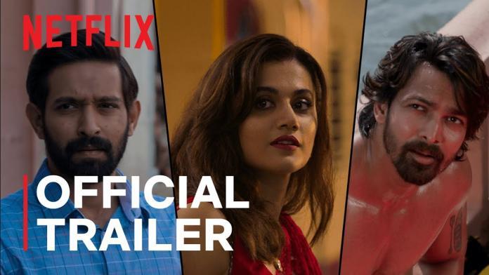 Taapsee's Haseen Dillruba Trailer