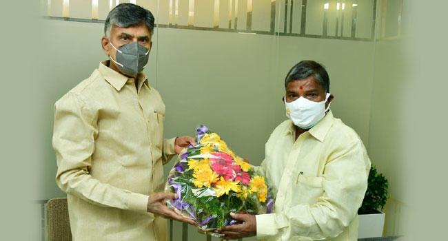 Bakkani Narasimhulu Appointed Telangana Tdp President