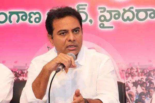 Trs Media Houses Ignoring Ktr's Requests