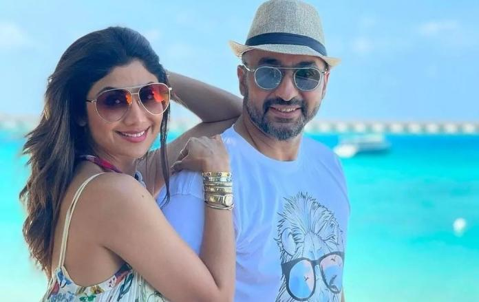 Shilpa Shetty's Husband Arrested For Publishing Adult Content