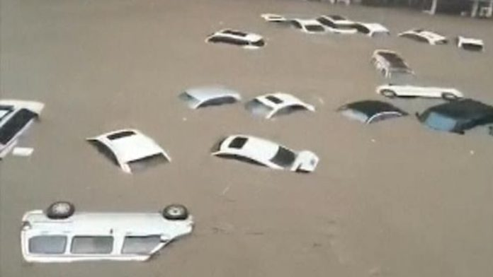 At Least 12 Killed In China's Henan Province Due To Floods