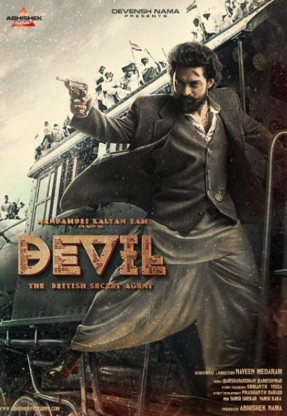Kalyan Ram As British Secret Agent In Devil