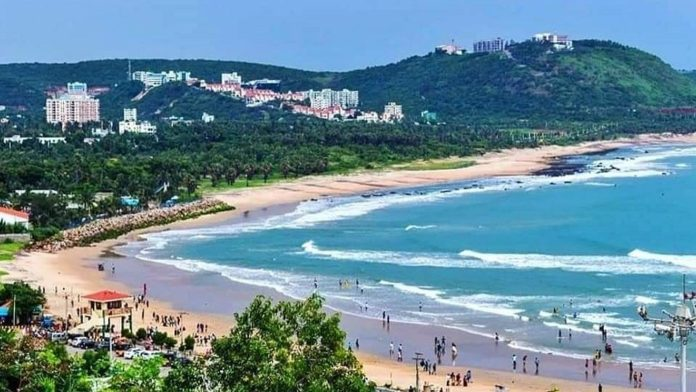 Ap Govt To Set Up 10 More Beaches In Visakhapatnam
