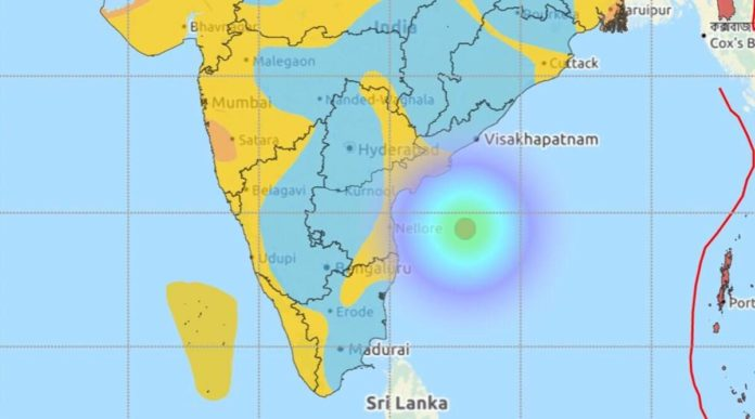 Earthquake With Magnitude Of 5.1 Hits The Bay Of Bengal