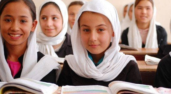 Taliban Bans Co-education In Afghanistan's Herat Province
