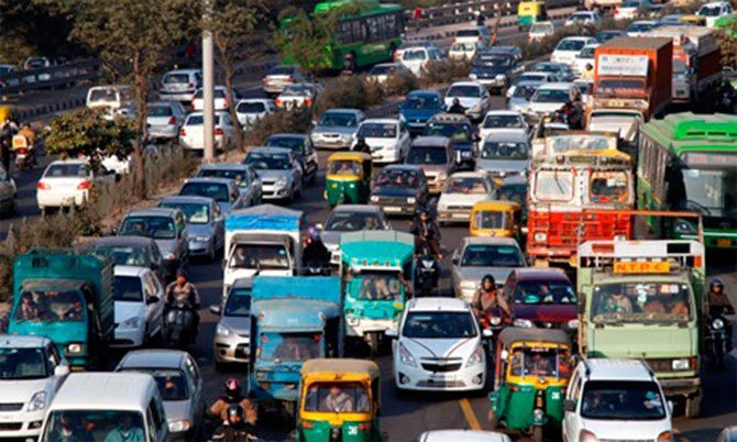 Govt Launches New 'bh' Registration For Vehicles Across India