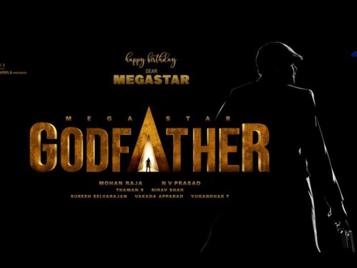 Chiranjeevi-mohan Raja Film Titled Godfather