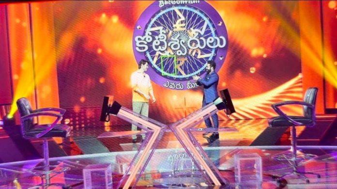 Pic: Mahesh Babu And Jr Ntr Share Emk Stage