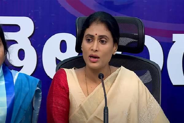 Sharmila Following In Jagan's Footsteps