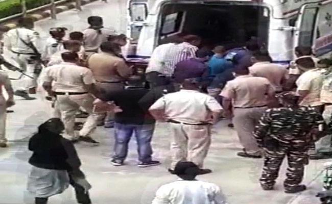4 Killed In A Shootout At Delhi's Rohini Court