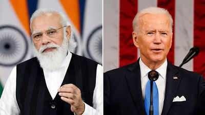 Us President Joe Biden To Meet Pm Modi For Bilateral Talks