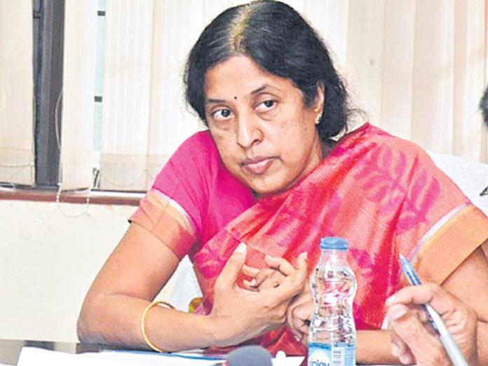 Non-bailable Warrant Against Ias Officer Srilakshmi