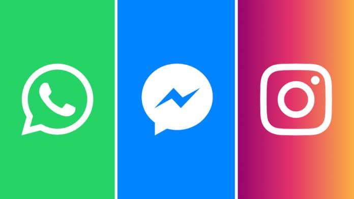 Whatsapp, Facebook, Instagram Down